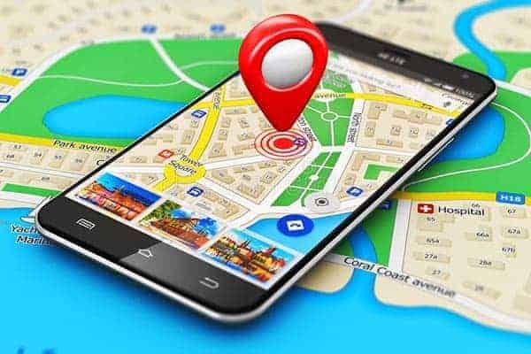 Ứng dụng GPS vào đời sống