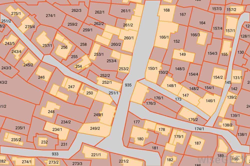 Bản đồ địa chính là gì? Có vai trò gì?