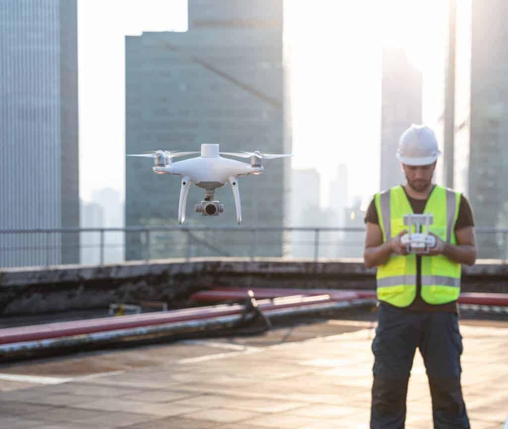 Đo đạc khảo sát địa hình bằng flycam