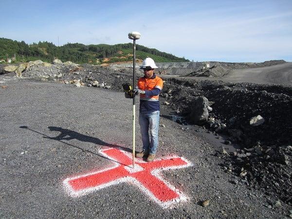 Đo đạc khảo sát địa hình bằng UAV