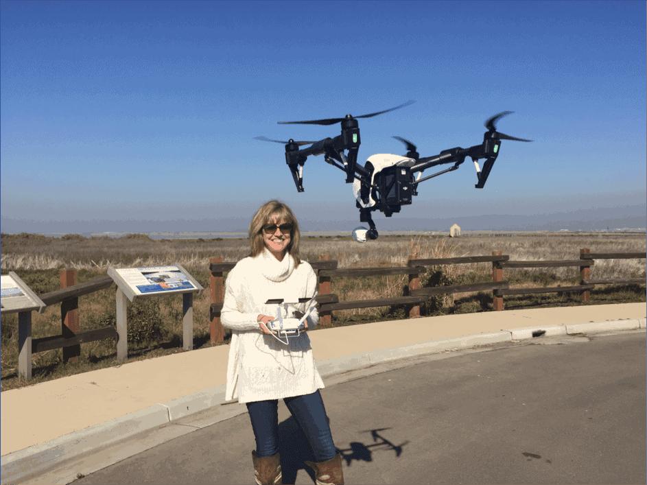 Điểm khống chế mặt đất GCP trong đo đạc bằng Drone