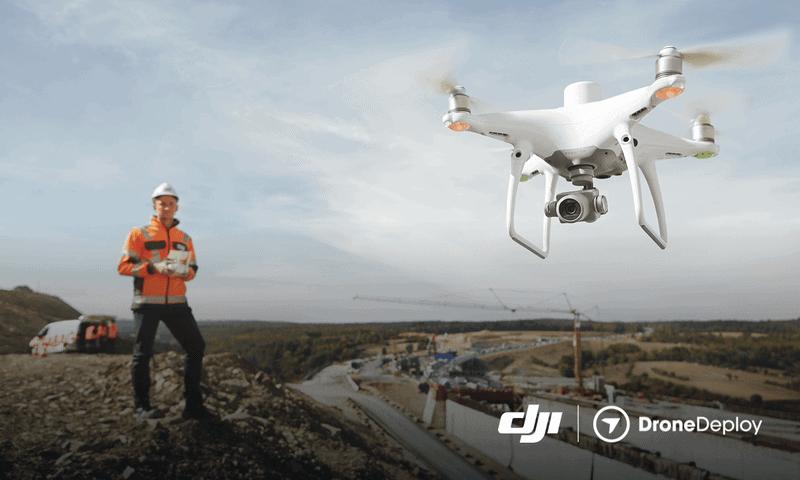 Khảo sát địa hình bằng UAV
