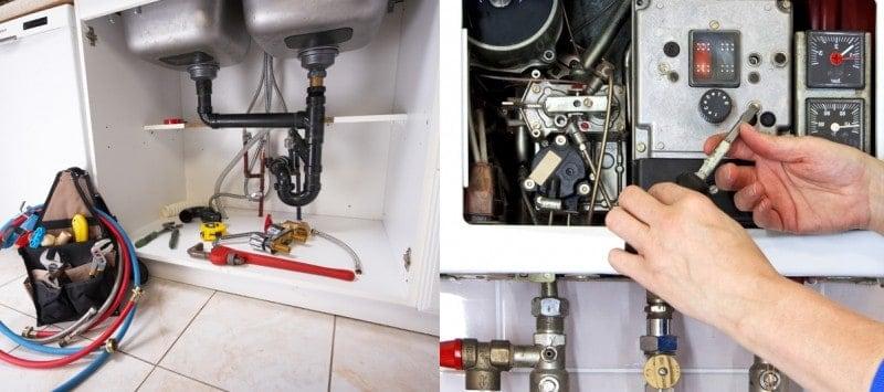 sửa chữa điện nước quận 12