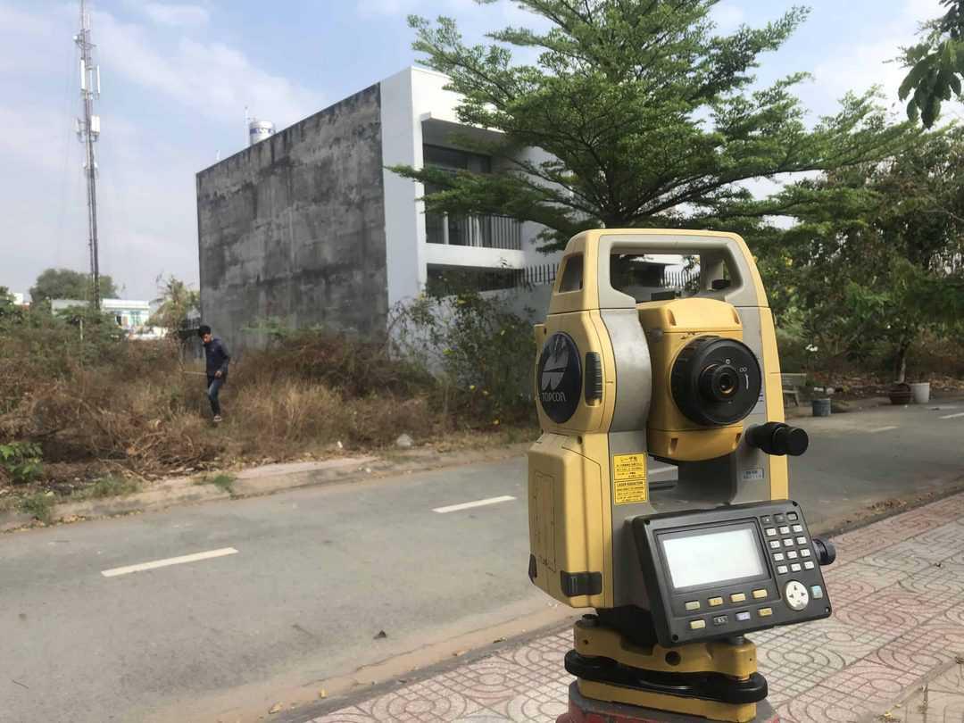 công ty đo vẽ nhà đất