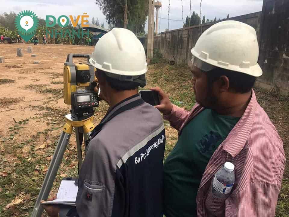 Dịch vụ đo đạc nhà đất chuyên nghiệp tại Tp. Hồ Chí Minh