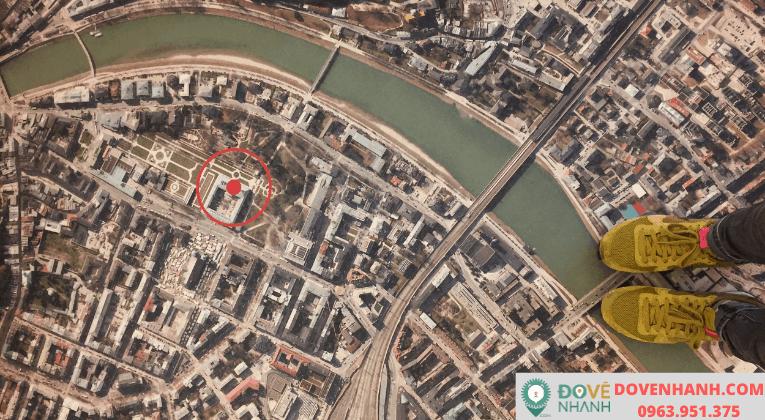 Quy hoạch đô thị thực chất là việc tổ chức không gian, kiến trúc cho khu đô thị đó