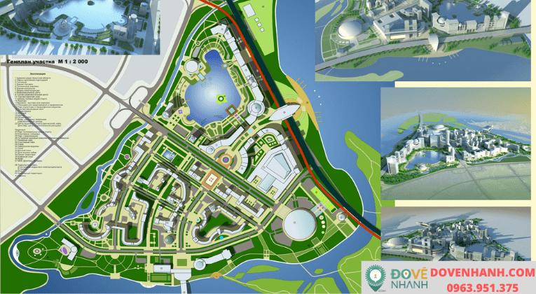 Quy hoạch đô thị có vai trò quan trọng trong thời buổi hiện đại
