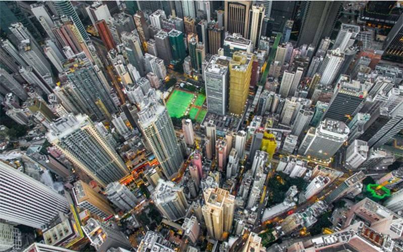 Mật độ xây dựng chung cư