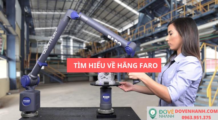 Những điều bạn chưa biết về hãng Faro Technologies Inc