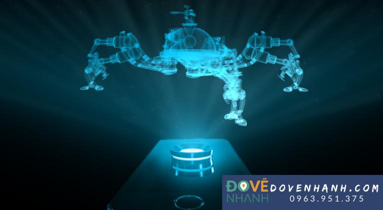 Công nghệ 3D Hologram là gì?