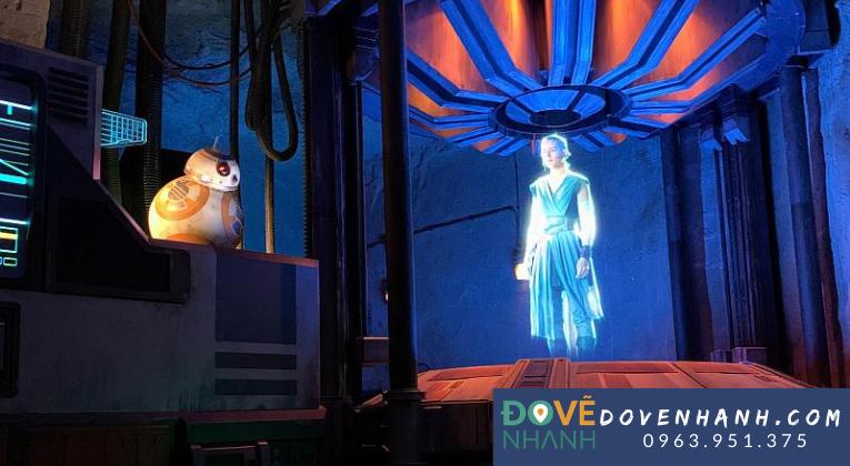 Công nghệ 3D hologram trong lãnh vực phim ảnh