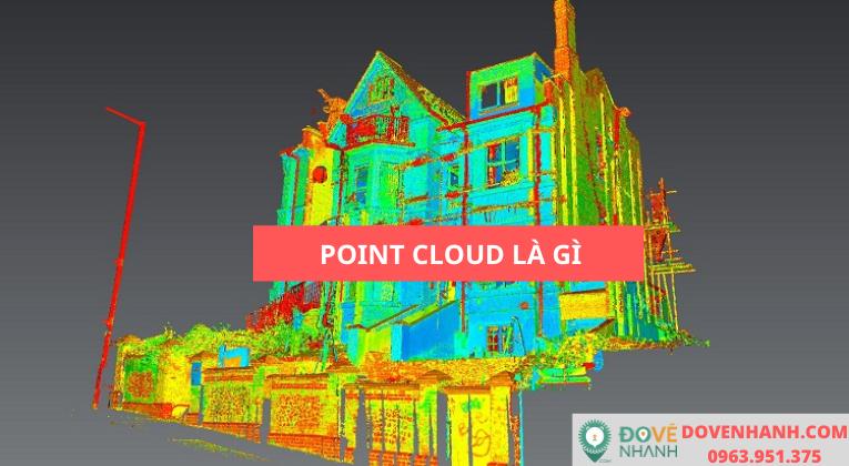 Point cloud là gì và ứng dụng hiện nay