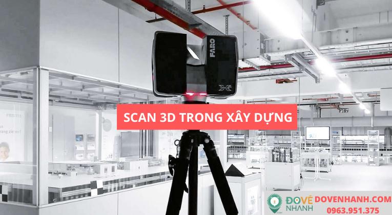 Ứng dụng công nghệ 3D trong xây dựng