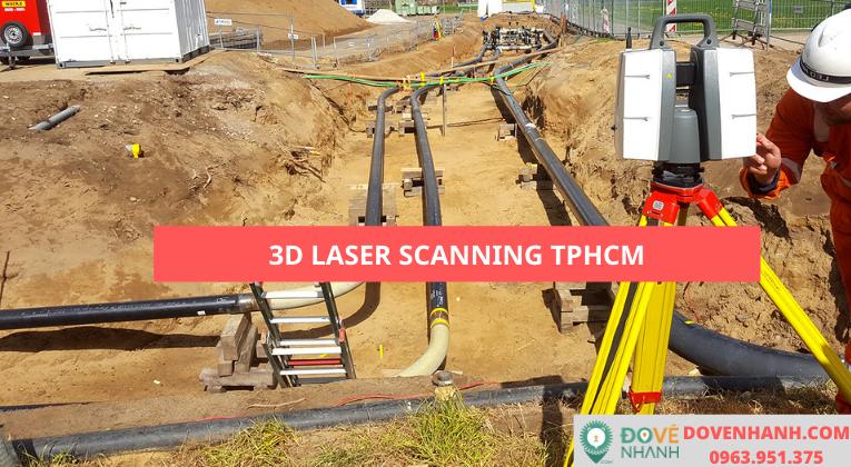 Dịch vụ 3D scanning tại TPHCM
