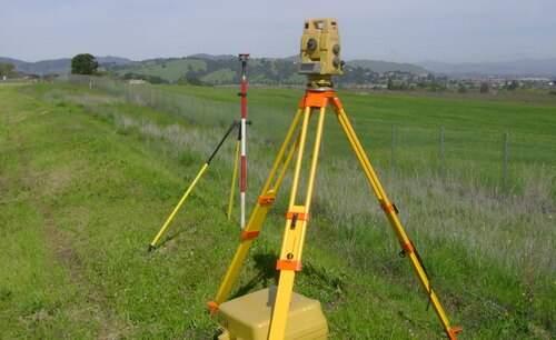 Cách tính khối lượng khảo sát địa hình