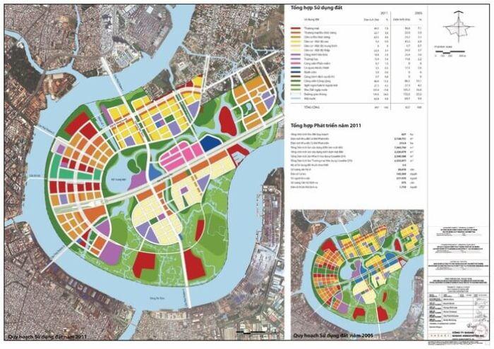 Bản đồ quy hoạch sử dụng đất