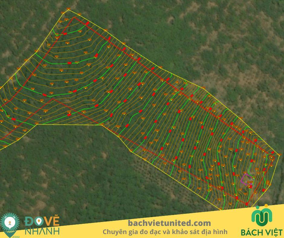 Khảo sát địa hình Bình Thuận bằng Flycam