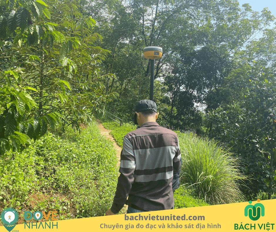 Khảo sát địa hình Tà Pứa Mê Pu Đức Linh Bình Thuận và bay chụp UAV 4