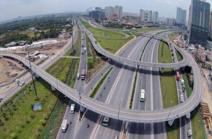 Mỗi tuyến đường lộ giới sẽ có quy định khác nhau về khoảng cách