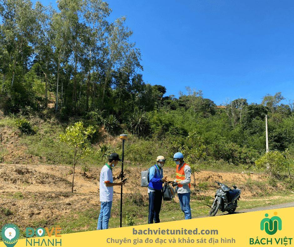 Khảo sát địa hình Gia Lai và khảo sát địa chất
