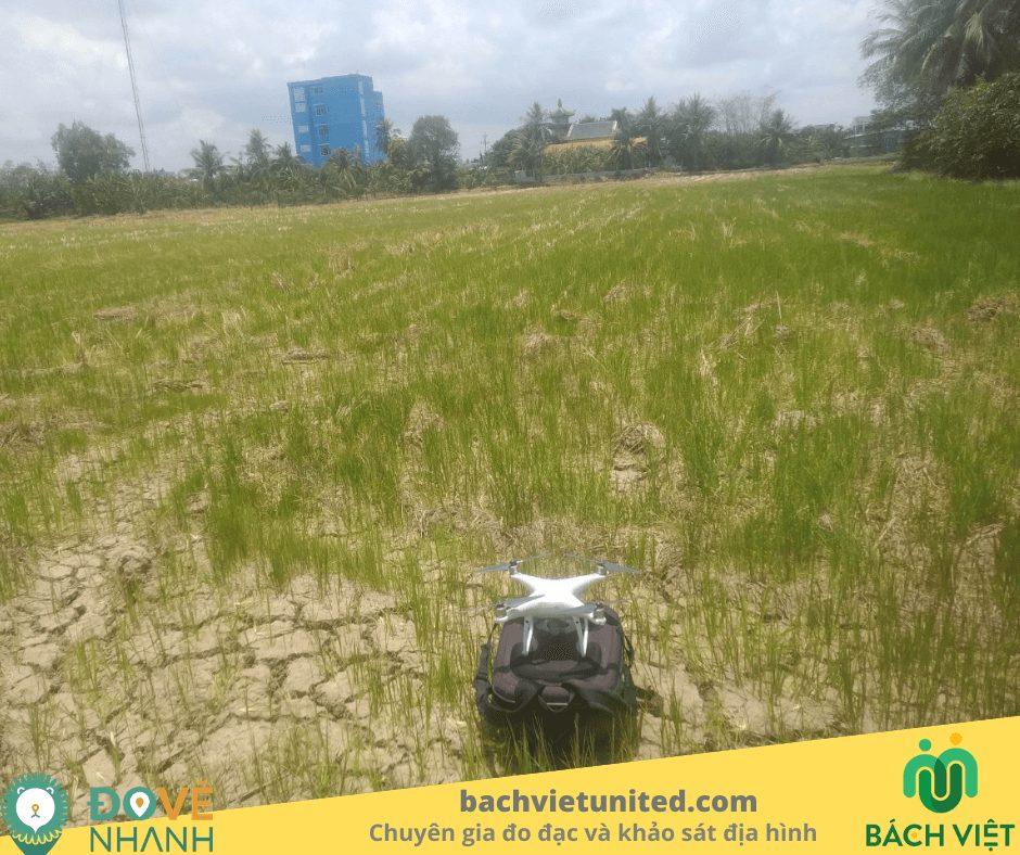 Khảo sát địa hình Flycam Gò Công Đông Tiền Giang