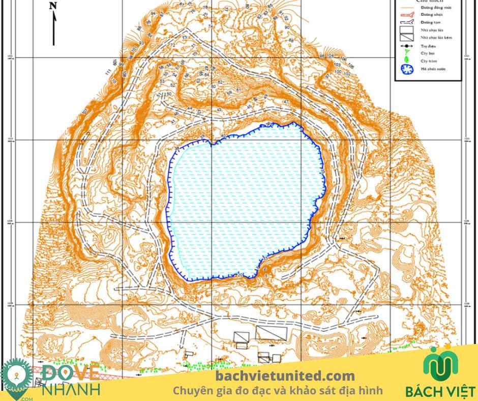 Bay chụp flycam và tính toán trữ lượng mỏ đá Tà Zon Bình Thuân