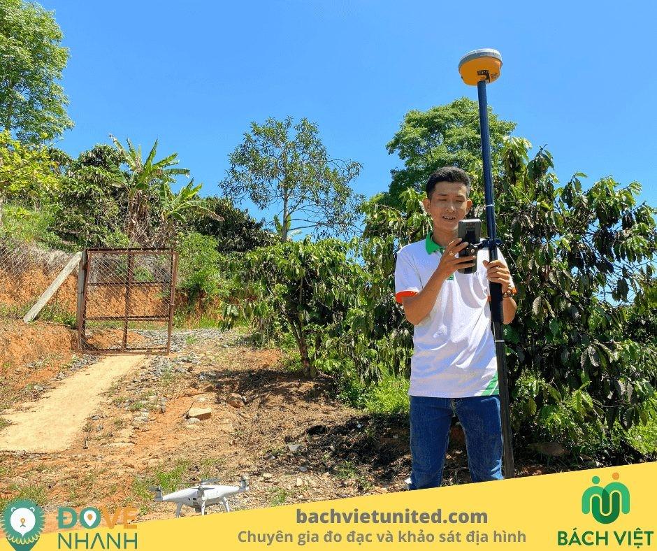 Khảo sát địa hình Phú Yên bằng Flycam và đo sâu hồi âm