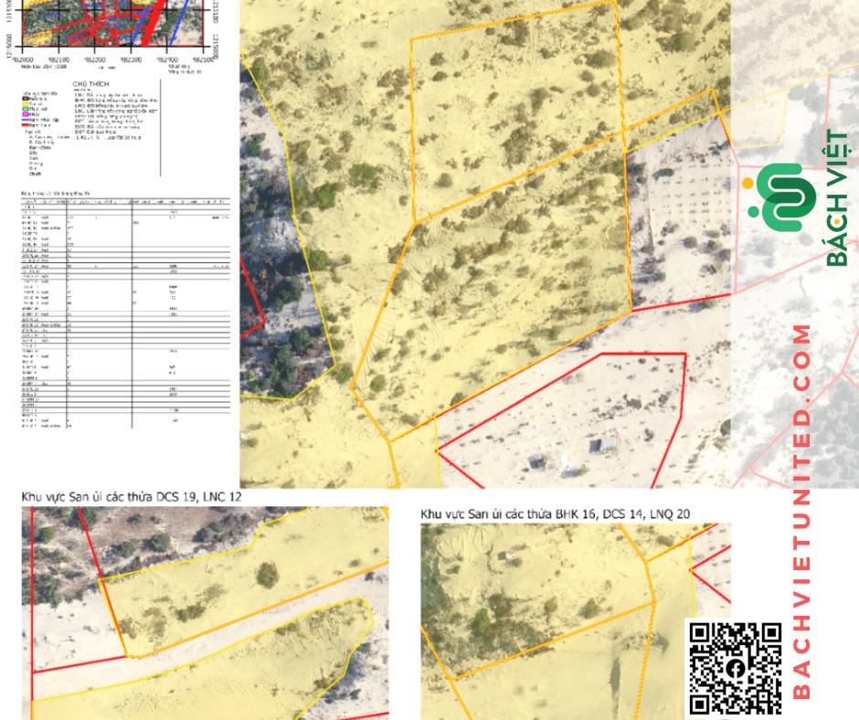 Hình 7 Bản đồ phân vùng hiện trạng môi trường