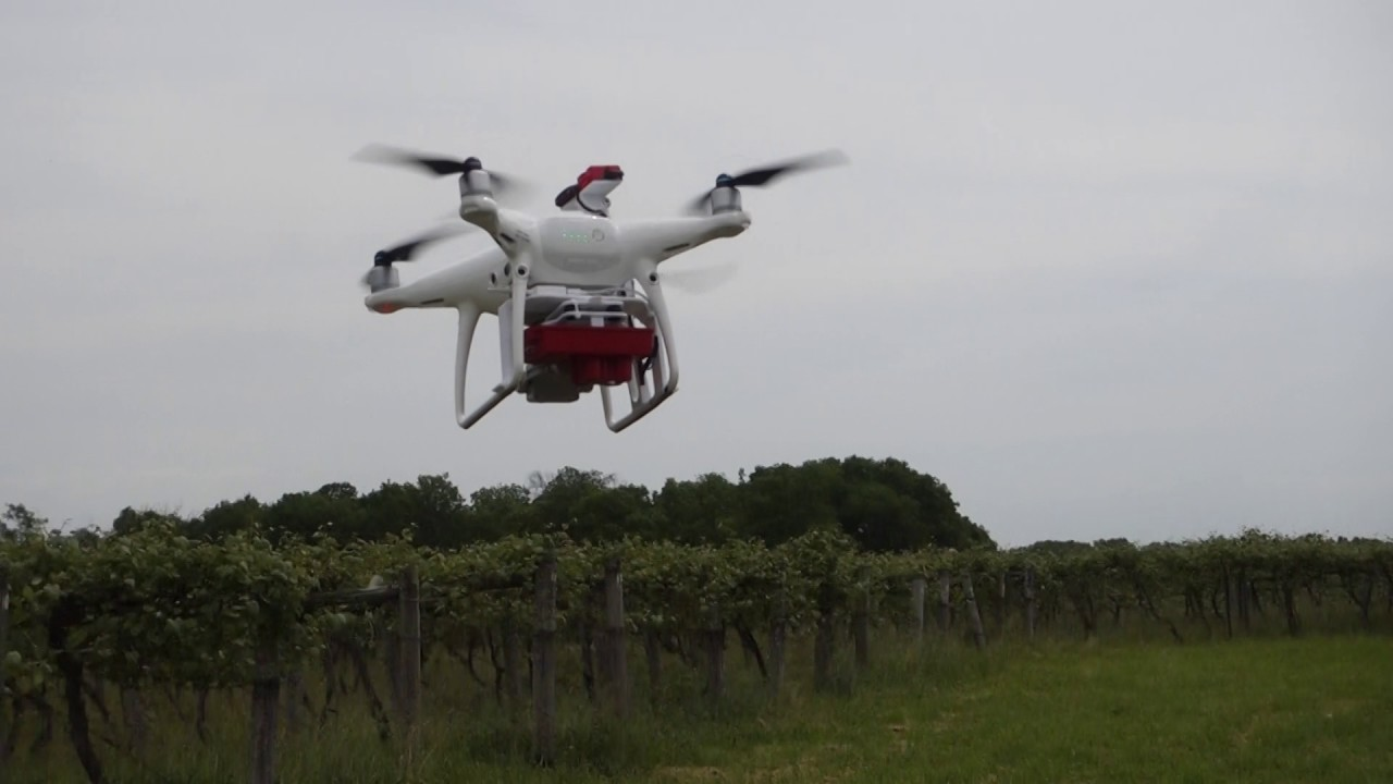 Giám sát nông nghiệp bằng công nghệ UAV