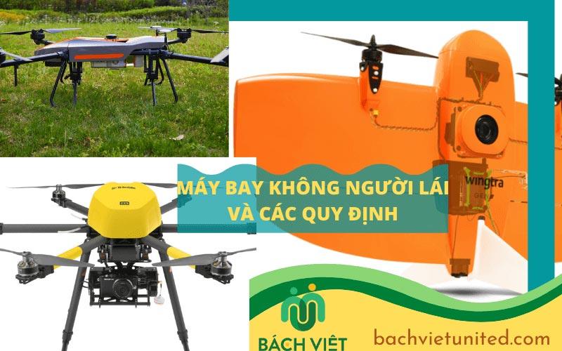 máy bay không người lái UAV