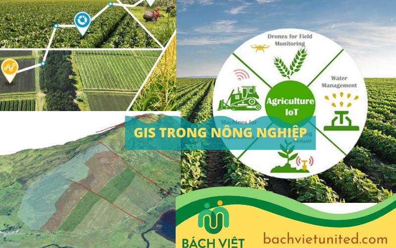 Ứng dụng GIS trong nông nghiệp và những điều bạn chưa biết